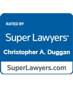 Super Lawyers Christopher Duggan